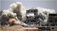 Nga lần đầu tiên không kích Syria kể từ sau lệnh ngừng bắn năm 2017