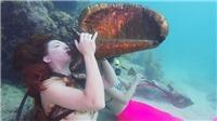 VIDEO: Độc đáo lễ hội âm nhạc dưới nước