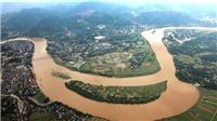 Mực nước trên sông Hồng tại Hà Nội sẽ đạt đỉnh ở mức 8,55m, nguy cơ ngập lụt vùng trũng và bãi bồi