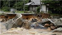 Mưa lũ kỷ lục tại Nhật Bản: Đã có 44 người thiệt mạng, hơn 20 người mất tích