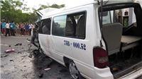 Hỗ trợ các gia đình nạn nhân vụ xe rước dâu đấu đầu xe container ở Quảng Nam