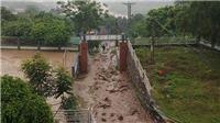 Thanh Hóa: Nhiều phòng học bị vùi lấp, học sinh được tạm thời nghỉ học