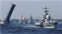 VIDEO: Choáng ngợp với màn phô diễn sức mạnh của Hải quân Nga