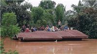 Vỡ đập thủy điện tại Lào: Nỗ lực đảm bảo đời sống cho người dân