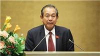 Phó Thủ tướng phê bình Hà Nội ra quyết định thu hồi đất trái quy định