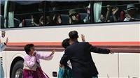 Bắt đầu đợt đoàn tụ liên Triều thứ hai trong năm