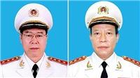 Bổ nhiệm 2 thủ trưởng cơ quan điều tra thuộc Bộ Công an