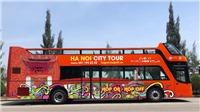 Hà Nội sắp mở thêm tuyến xe buýt du lịch hai tầng