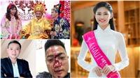 Showbiz 'hot' trong ngày: Tin đồn Hồng Nhung bị 'giật chồng', Á hậu Thanh Tú kết hôn và sẽ có 'Táo quân 2019'?