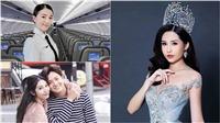 Showbiz 'hot' trong ngày: Lê Âu Ngân Anh sẽ không được cấp phép thi quốc tế? Diệu Thúy làm phi công cho Bamboo Airways