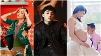 Showbiz 'hot' trong ngày: Sơn Tùng M-TP bị Bích Phương 'vượt mặt', Thanh Thảo mang thai con thứ 2 sau 5 tháng 'vượt cạn'?