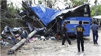 Tai nạn xe buýt tại Philippines làm 19 người thiệt mạng. Nổ khí ga tại Nga gây thương vong