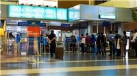 Nội Bài thử nghiệm phân luồng hành khách nhằm giải quyết ùn tắc giai đoạn cao điểm