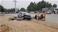 Hà Nội: Tai nạn giao thông nghiêm trọng, 2 người tử vong