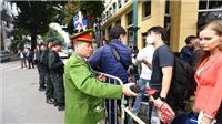 Thượng đỉnh Mỹ-Triều 2019: An ninh tiếp tục được tăng cường quanh khách sạn Metropole