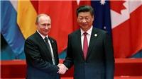 Trung Quốc thông tin về chuyến thăm Nga của Chủ tịch Tập Cận Bình