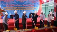 Khởi công phục dựng Nhà làm việc Bộ ngoại giao của Di tích Trụ sở Chính phủ Cách mạng lâm thời Cộng hòa miền Nam Việt Nam