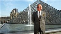 'Cha đẻ' của công trình tòa kim tự tháp bằng kính trong suốt qua đời ở tuổi 102