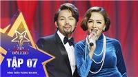 Tập 7 Thần tượng Bolero 2019: Các HLV 'nổi da gà' với giọng hát của 'Bi Rain Việt Nam'