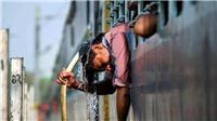 Thủ đô của Ấn Độ ghi nhận mức nhiệt kỷ lục