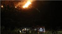Ninh Bình khẩn trương dập cháy rừng đặc dụng trong Quần thể danh thắng Tràng An
