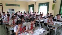 Hơn 6.400 thí sinh tại tỉnh Quảng Bình hoàn thành bài thi lại môn Ngữ văn vào lớp 10