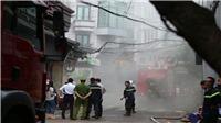 Kịp thời dập tắt đám cháy, giải cứu an toàn cho hàng chục du khách tại khách sạn