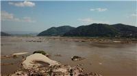 Mực nước sông Mekong tại Nakhon Phanom xuống mức thấp nhất trong gần 100 năm