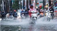 Thời tiết đêm 15 ngày 16/9: Nam Tây Nguyên và Nam Bộ có nơi mưa rất to, nguy cơ lũ cục bộ, lũ quét