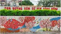 VIDEO: 'Đường gốm sứ ven sông Hồng' dài nhất thế giới xuống cấp nghiêm trọng