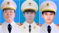 Hà Nội: Phân luồng giao thông phục vụ Lễ tang ba liệt sĩ Công an nhân dân
