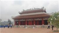 Bộ VHTTDL thẩm định Dự án bảo tồn, tôn tạo Khu di tích lăng miếu Triệu Tường, tỉnh Thanh Hóa