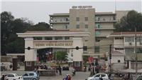 Dịch COVID-19: Thông báo khẩn của Bệnh viện Bạch Mai