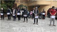 Phạt tù 6 bị cáo đua xe trái phép tại khu vực hồ Hoàn Kiếm, Hà Nội