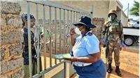 Nam Phi ghi nhận số ca mắc COVID-19 cao kỷ lục