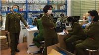 Khởi tố một nhân viên bệnh viện buôn bán hàng nghìn bộ trang phục phòng dịch giả