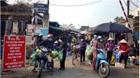 Hà Nội: Tổ chức xét nghiệm nhanh virus SARS-CoV-2 tại các chợ đầu mối trong hai ngày 18-19/4