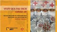 Đấu giá trực tuyến tác phẩm nghệ thuật nhằm chống dịch COVID-19