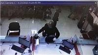 Khẩn trương điều tra vụ cướp ngân hàng tại Sóc Sơn, Hà Nội