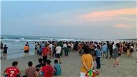 Quảng Ngãi: Nam thanh niên mất tích khi tắm biển 