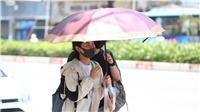 VIDEO: Hà Nội nắng nóng, chỉ số tia UV gây hại cao cho sức khỏe