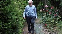 Cụ ông người Bỉ 103 tuổi đi bộ gây quỹ nghiên cứu COVID-19