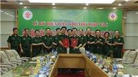 Quy định cấp bậc quân hàm cấp tướng tại Bệnh viện Trung ương Quân đội 108