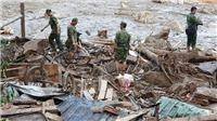 Vụ cứu hộ công nhân Thủy điện Đắk Mi 2: Khoảng 10 người thoát ra khu vực bị mắc kẹt