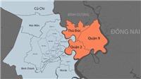 Chính thức thành lập thành phố Thủ Đức