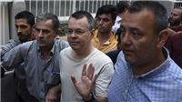 Thổ Nhĩ Kỳ  trả tự do cho mục sư Mỹ Andrew Brunson