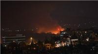 Syria bác tin sân bay quân sự ở Damascus bị tấn công