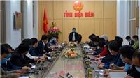 Dịch Covid-19: Hỗ trợ tỉnh Điện Biên khẩn trương thành lập bệnh viện dã chiến tại Trung tâm Y tế thành phố Điện Biên Phủ