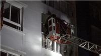 Hàng trăm chung cư Hà Nội chưa mua bảo hiểm cháy, nổ