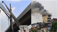 Hà Nội: Liên tiếp xảy ra các vụ hỏa hoạn